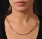Кулоны, цепочки (покрытие: золото 18К, родий, серебро).