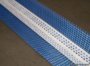Уголок защитный перф. с сеткой ПВХ ,2,5 м