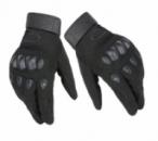 Тактические перчатки полнопалыеOakley L черный