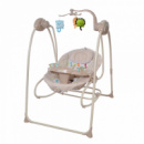 Кресло-качалка CARRELLO Molle CRL-10301 Beige