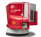 Lely Vector - автоматическая система кормления свежими кормами