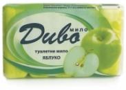 Туалетное мыло Диво экопак (5 шт. по 70 г) (в ассортименте )
