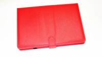 Чехол-клавиатура micro USB 10« Красный