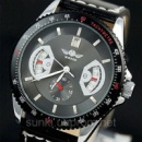 Мужские механические часы c автоподзаводом Winner F1 Black