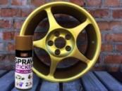 Жидкая резина Spray Sticker (золотой) 400мл