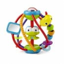 Bright Starts Clack and Slide Activity Ball Развивающая игрушка Логический шар