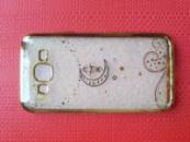 Силиконовый чехол для телефона Samsung J500