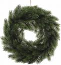 Новогодний декоративный венок «Хвойный» Ø40см, искусственная хвоя