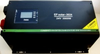 Инвертор ЕР6048 Solar со встроенным контроллером заряда