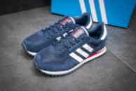 Кроссовки мужские Adidas, синий (11481),  [  41 (последняя пара)  ]