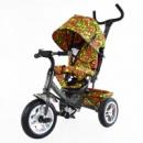 Велосипед трехколесный TILLY Trike T-351-4 Grey
