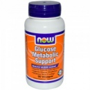 Glucose Metabolic Support (Глюкоза Метаболик) Now Foods