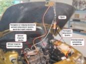 Поиск подсосов воздуха дымогенератором