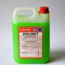 Средство для мытья и обезжиривания, санитайзер Polinet Kimicar (12 кг.)