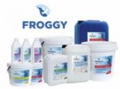 Химия для бассейнов Тм« FROGGY»(Украина)