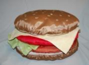 игрушка гамбургер