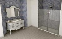 Керамическая плитка для ванной Valenciano 25х36,5. Фотографии интерьера.
