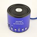 Bluetooth колонка WS-Q9 (синий)