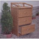 Комод плетеный из лозы «3-ка Мебельный»