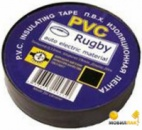 Изолента PVC 20м черная