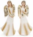 Фигурка декоративная «Ангел в золотом» 17.5см