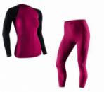 Комплект женского термобелья Tervel Comfortline S Черный с розовым (t0030)