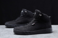 Зимние мужские кроссовки 31693, Puma Desierto Sneaker, черные [ 43 ] р.(43-28,0см)