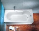 Акриловая ванна KOLO Laguna 1400х700х570  XWP0340 с ножками
