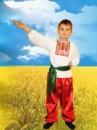 Украинец - детский карнавальный костюм на прокат