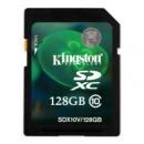 Secure Digital Card 128Gb XC10 Kingston