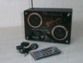 Мобильная колонка, МP3 плеер, радио, USB вход , SD вход