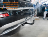 Тягово-сцепное устройство (фаркоп) Mercedes GL (X164) (2006-2012)