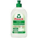 Бальзам для посуды 500 мл Sensitiv Vitamin Frosch 9001531181597