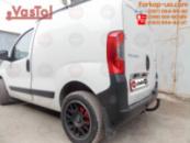 Тягово-сцепное устройство (фаркоп) Fiat Fiorino (2007-...)