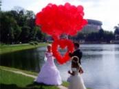 Свадьба и День Святого Валентина