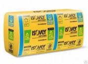 Утеплитель Isover Скатная кровля 100 мм 610*1170 (7.14 м2 уп)