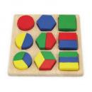 Пазл Viga Toys «Формы» (58573)
