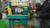Реставрация всех зубчатых передач в плетельных машинах.
