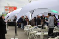 Шатры палатки, накрытия