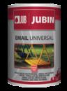 Jubin emajl 0,75л. - алкідна емаль для дерева та металу