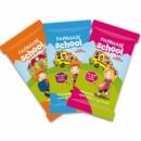 Влажные салфетки для школьников 12 шт Farmasi School Wet Wipes Ultra Protection