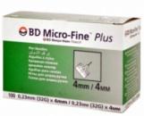 Игла BD Micro-Fine Plus 0.23 мм (32G) х 4 мм