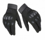 Тактические перчатки полнопалыеOakley M черный