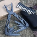 Ganzo Multi плоскогубцы G202 24 инструмент в один ручной инструмент Отвёртки комплект Портативный нержавеющей Мультитул