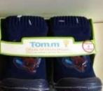 Пинетки-носочки с не скользящей силиконовой подошвой С-Т32-12 тм Том.м