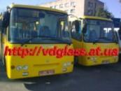 Лобовое стекло для автобусов Богдан А 092 в Никополе