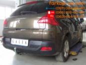 Тягово-сцепное устройство (фаркоп) Peugeot 3008 (2009-2016)