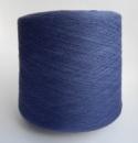Пряжа TEQUIERO, синий (60% вискоза 10% ангора 30% РА, 1800м/100г)