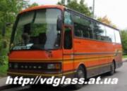 Лобовое стекло для автобусов Setra S 211 в Никополе