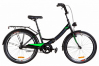 Складной велосипед Formula SMART 24 с фонарём 2019